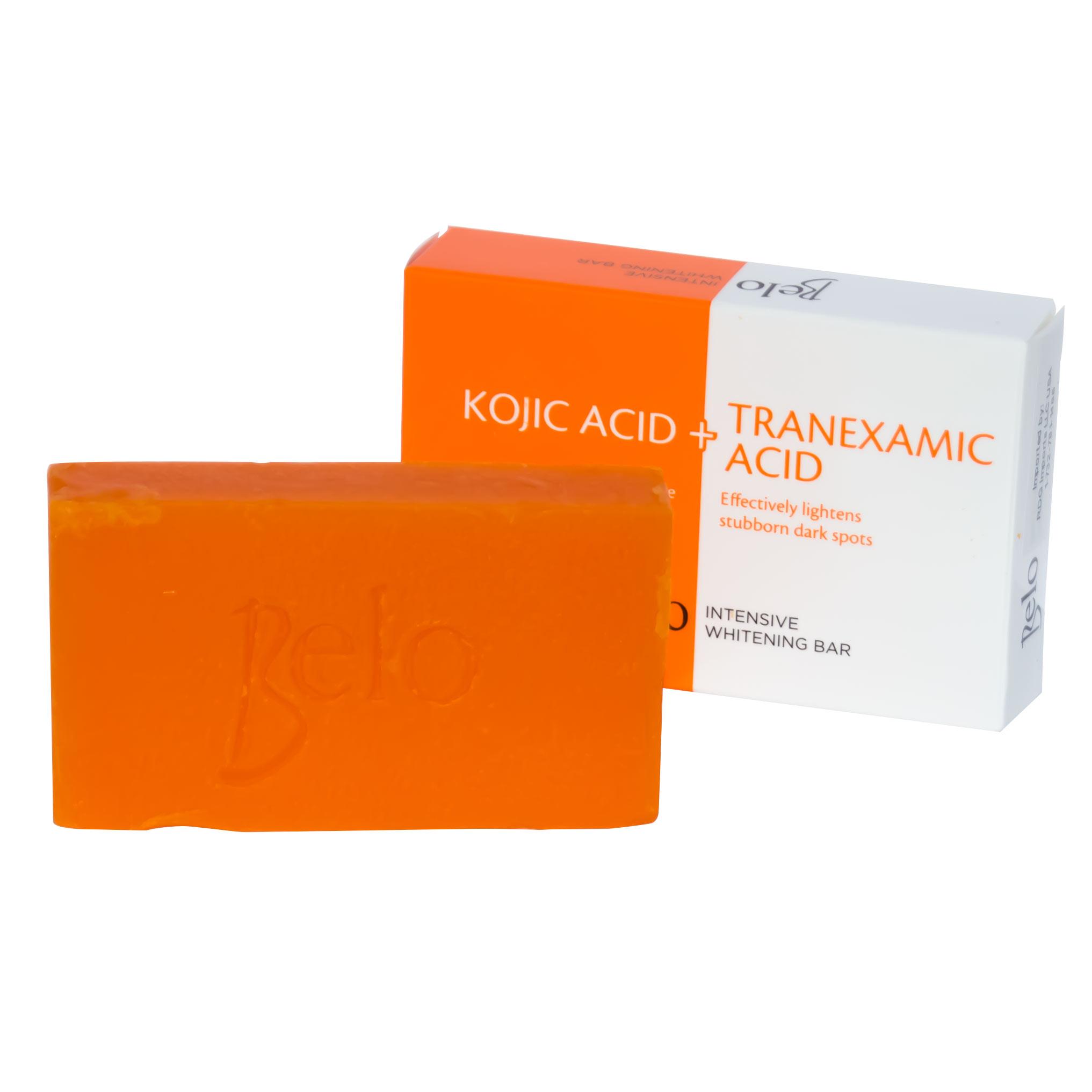 Belo Intensive Kojic & Tranexamic Acid Whitening Soap