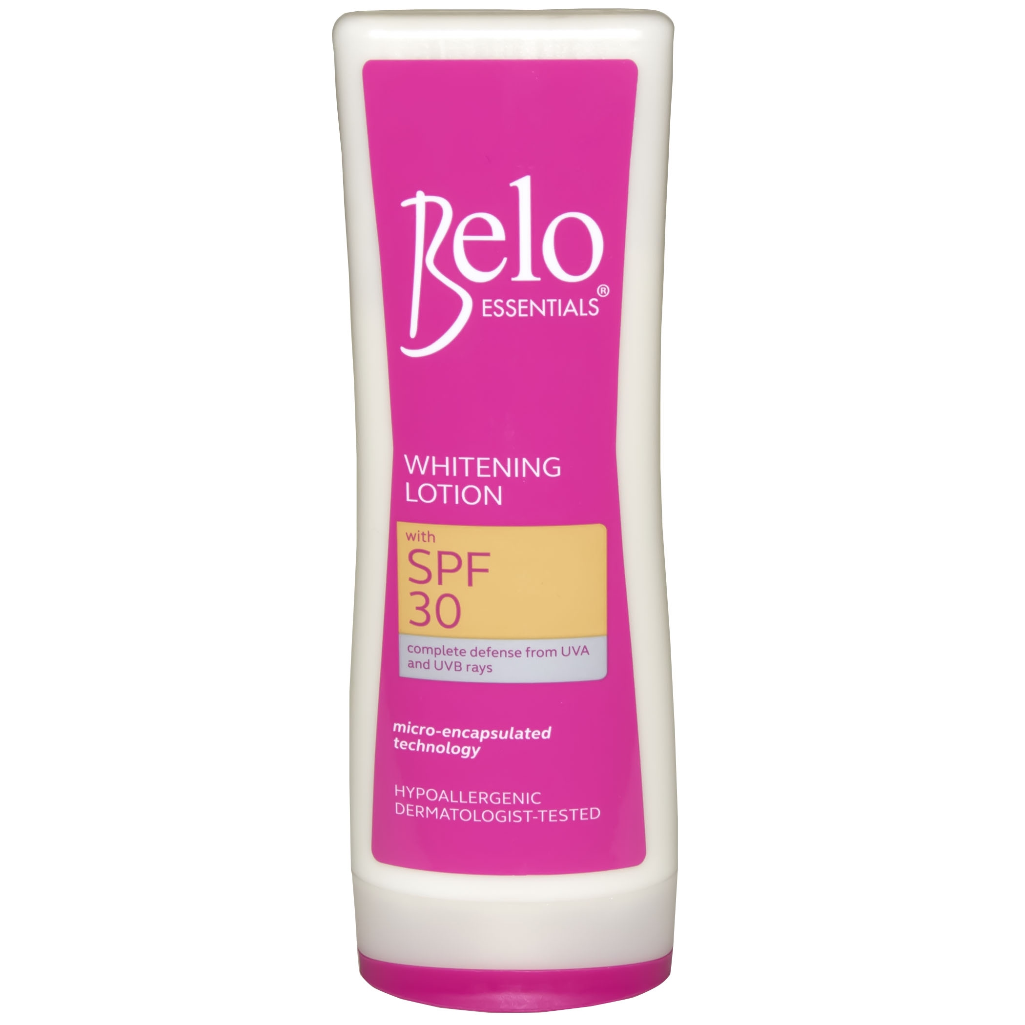 Belo Essentials Whitening Lotion with SPF 30 100ml