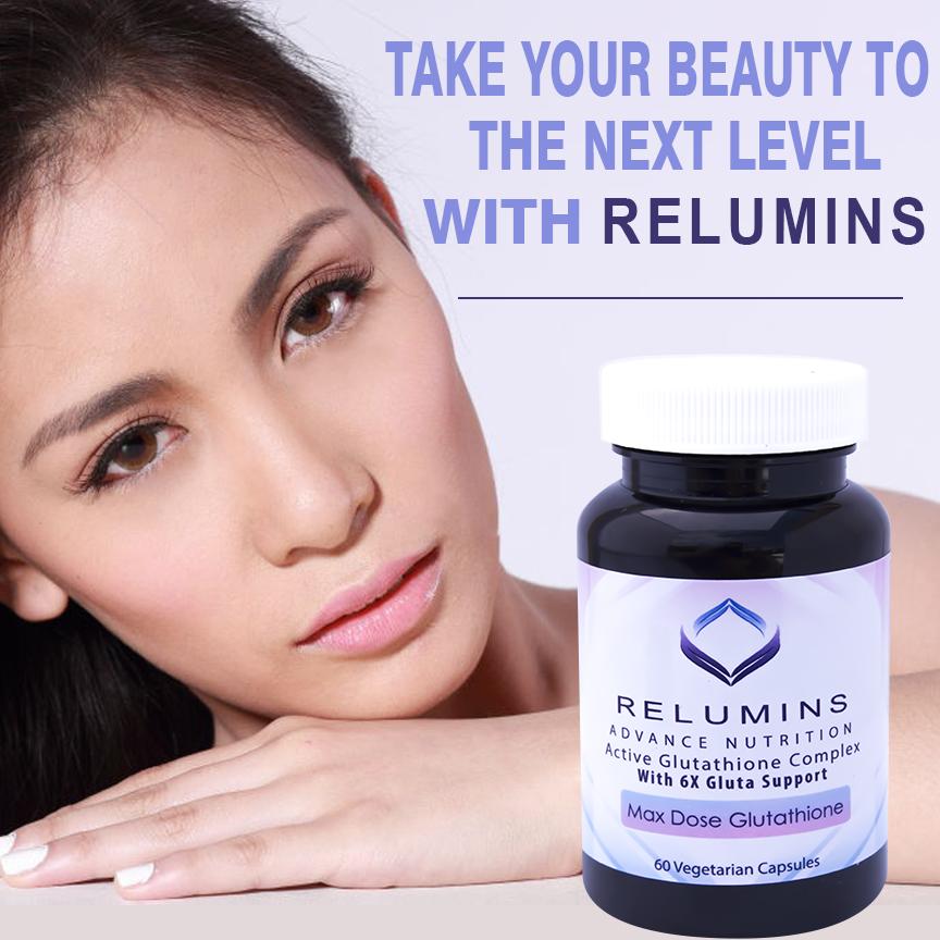 New Relumins Advanced White Active Glutathione Complex