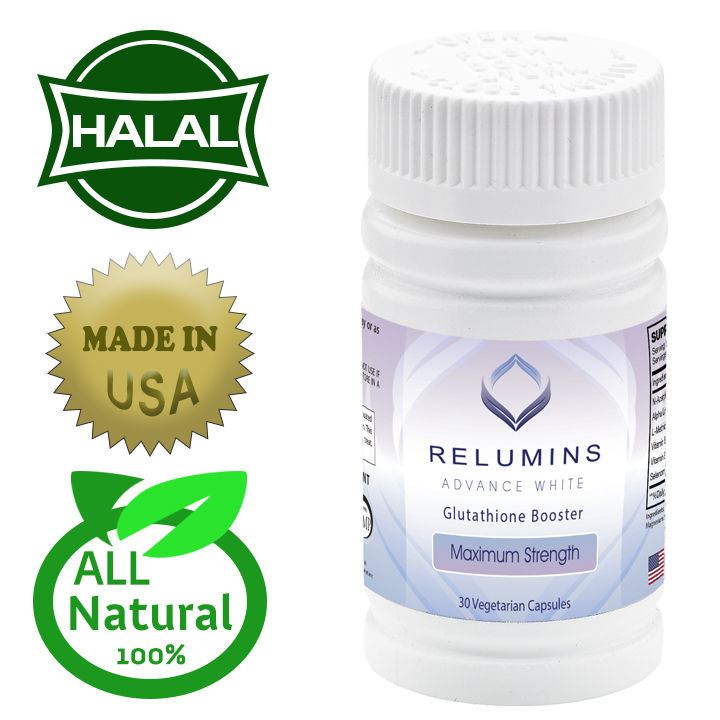 Authentic Relumins Advanced White Glutathione Booster ...