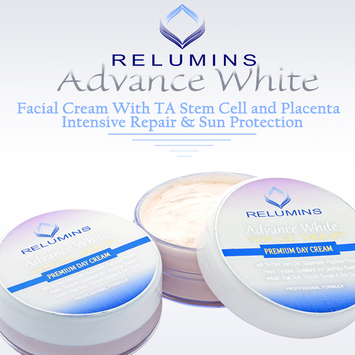 Stem cell facial creams