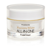 Authentic Mosbeau Placenta White All-In-One Facial Whitening Cream - Premium Formula