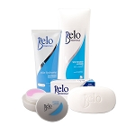 Belo Essentials Nourishing Whitening Treatment Set with No Capsules - For Normal to Dry Skin