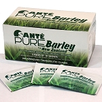 10 Boxes Sante Pure Barley New Zealand Blend with Stevia - Large Box 30 Sachets Total 90 grams