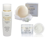 Mosbeau Ultimate Facial Whitening & Anti-Aging Set - Deep Whitens, Moisturizes, Reduce Fine Line & Wrinkles