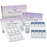 Authentic Relumins Advanced Glutathione 2000mg PLUS Booster - Glutathione & Vitamin C with Gluta Boosters
