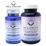 Relumins Advanced White Oral Whitening & Anti-Aging Stack
