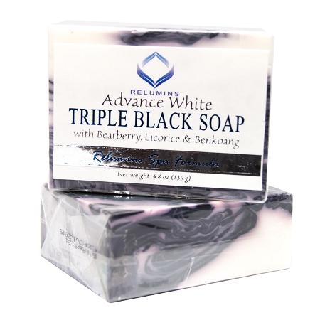 Black and white black soap reviews