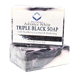 Relumins Professional Spa Formula Triple Action Black & White Whitening Soap - Maximum Whitening for Normal & Sensitive Skin