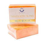 Relumins Triple Papaya Kojic Whitening Bar-Professional Spa Formula- 3X More Effective Than Diana Stalder Papaya Kojic Soap