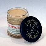 Authentic Dalfour Beauty Gold Seal Whitening Steamed Cream - For Acne Prone or Sensitive Skin