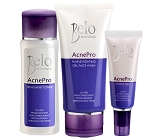 NEW Belo Essentials AcnePro 3-Step Clear Skin System - Three Steps to Clear and Pimple Free Skin!