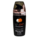 Glupa Lightening Cream with Glutathione & Papaya - Plus Vitamins C & E, Arbutin, Grape Seed Extract