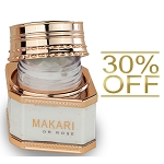 30% OFF!! Makari 24K Gold Night Treatment Cream with Omega 3 and Probiotics - Premium Lightening and Anti-Aging