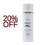 SALE 20% OFF!!!!  Authentic Mosbeau AQUA Collagen Body Cream - Collagen and Hyaluronic Acid for Whitening, Anti-Aging and Moisturizing- NEW FORMULA!