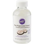 Authentic Wilton  Peppermint Extract!!! Great Solution for Oral Glutathion Vials Aftertaste!!!!