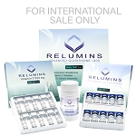 Authentic Relumins Advanced Glutathione 1400mg PLUS Boosters- Glutathione & Vitamin C
