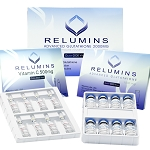 10 Sets of Authentic Relumins Advanced Glutathione 2000mg - Glutathione & Vitamin C - NO BOOSTER