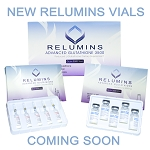 New Relumins Advanced Glutathione 3500mg - Highest Legal Dosage, FDA Registered Formula