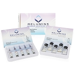 Authentic Relumins Advanced Glutathione 3500mg Reduced L-Glutathione Set MAX - Glutathione & Vitamin C PLUS BOOSTERS