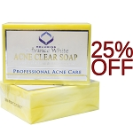 25% OFF!! Authentic Relumins Medicated Professional Acne Clear Soap with Calamansi & Salicylic Acid