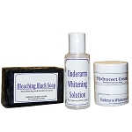 6 Professional Strength Underarm Whitening Sets