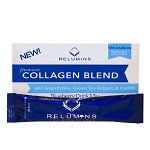FREE SAMPLE SACHET - Relumins Premium Collagen Blend - 100% Premium-Grade ActuMarine Collagen with Glutathione, Green Tea Extract and CoQ10
