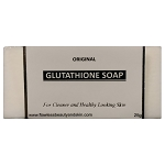 6 Bars of Original Glutathione Whitening Soap SAMPLE SIZE - More Effective Than Diana Stalder Glutathione Soap