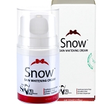 Snow Skin Whitening Cream - 7 Elite Skin Whitening Ingredients for Bright, Flawless Skin - 50 mL Bottle