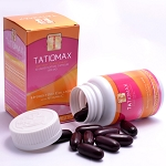 Tatiomax Hydrolyzed Collagen 1500mg 30 Softgels - W/ Hydrolized Bovine Collagen and Vitamin C - SALE!!