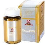 10 Bottles of TatioActive from Tatiomax Gold Glutathione Whitening Gel Capsules With Collagen & Vitamin C
