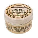 Authentic Vivid Essentials Body Bleaching Milk Salt Scrub With Collagen- Firming, Whitening and Moisturizing