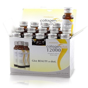 15 Bottles Authentic Mosbeau Collagen Plus 12000 - Anti-Aging & Skin Whitening Drink
