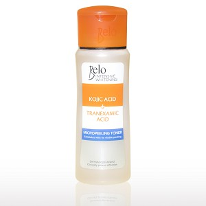 Belo Intensive Kojic & Tranexamic Acid Whitening Micropeeling Toner - 60 mL