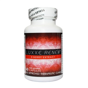 10 Bottles Authentic Luxxe Renew - 8 Berry Extract - 60 Capsules - By FrontRow