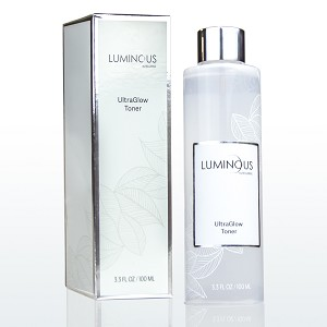 NEW Luminous UltraGlow Toner - Whitening & Oil Reducing Toner from RELUMINS