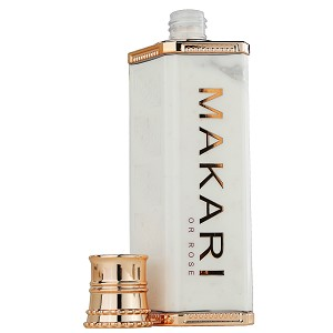 Makari 24K Gold Lightening Body Lotion with Omega 3 and Probiotics - Silky, Moisturizing Lotion With Potent Whitening