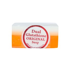 Original Kojic Acid & Glutathione Dual White Soap-SAMPLE SIZE