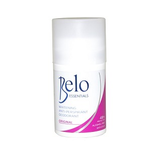 NEW compact size 25ml!! Belo Essentials Whitening Roll-On Antiperspirant