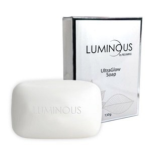 COMING SOON!! NEW Luminous UltraGlow Soap - Brighten Skin with Award Winning White Plus Technology from RELUMINS