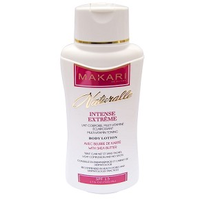 Makari Naturalle Intense Extreme Lightening Multi-Vitamin Toning Body Lotion with SPF 15