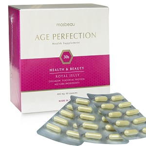 Mosbeau Age Perfection 30s! - Helps balance hormones, protect organs, maintain your skin's natural glow, & keep your body in its best shape!