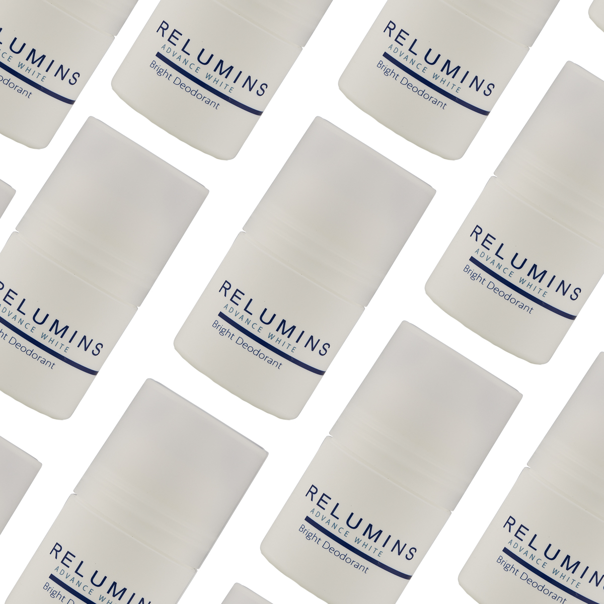 Buy Bulk & SAVE!  12 Relumins Advance White - Deodorant Roll-On Save 50%!!!