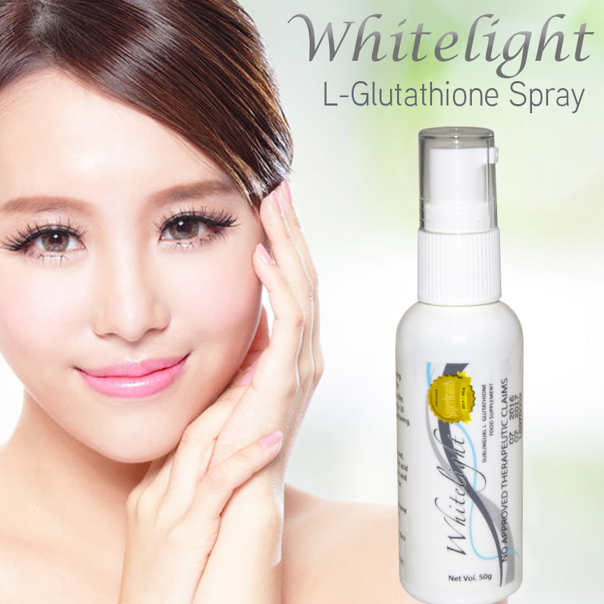 Authentic Whitelight Sublingual L-Glutathione Spray | eBay