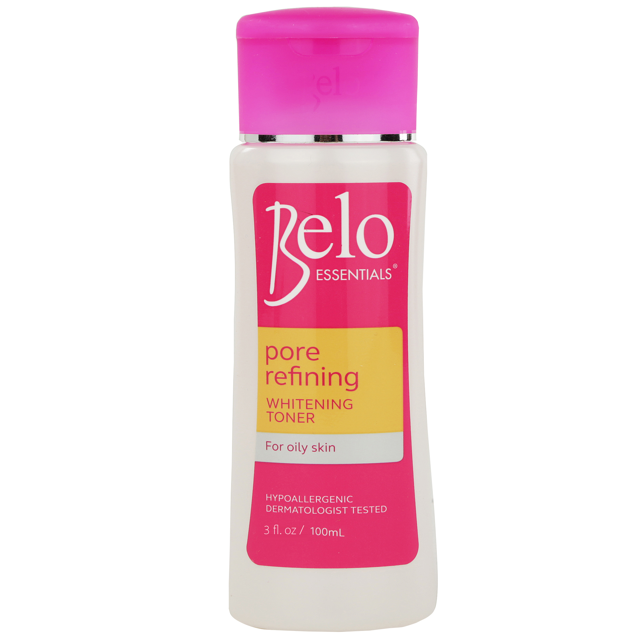 Belo Essentials Pore Refining Whitening Toner Great For Oily Skin