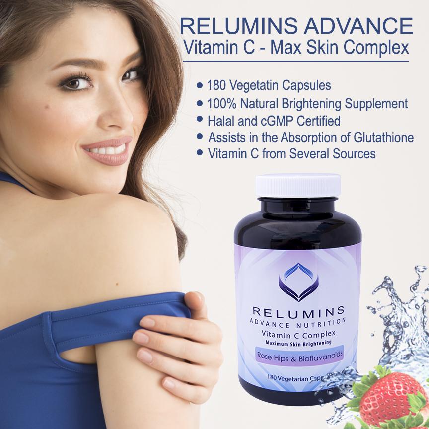 vitamin c capsules for skin