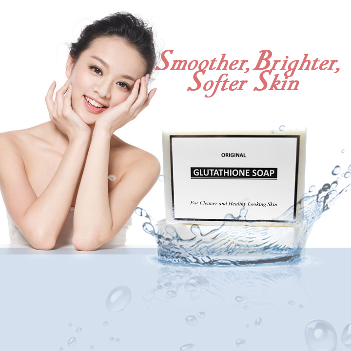 Original Glutathione Brightening Soap 120g - More Effective Than Diana  Stalder Glutathione Soap