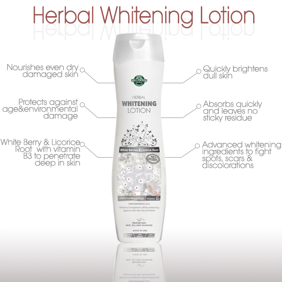 hollywood style whitening lotion review
