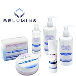 Authentic Relumins TA Stem Cell Therapy Advance Total Whitening Set w/ No Whitening Capsules