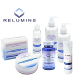Authentic Relumins TA Stem Cell Therapy Advance Total Whitening Set w/ COLLAGEN